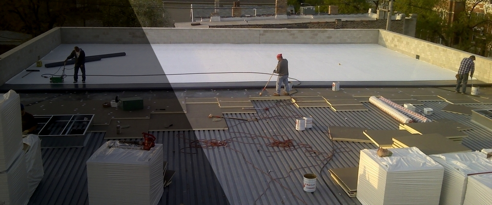 Commercial Roofs